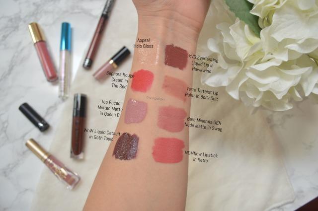 declutteroct19_lipsticks_swatches2